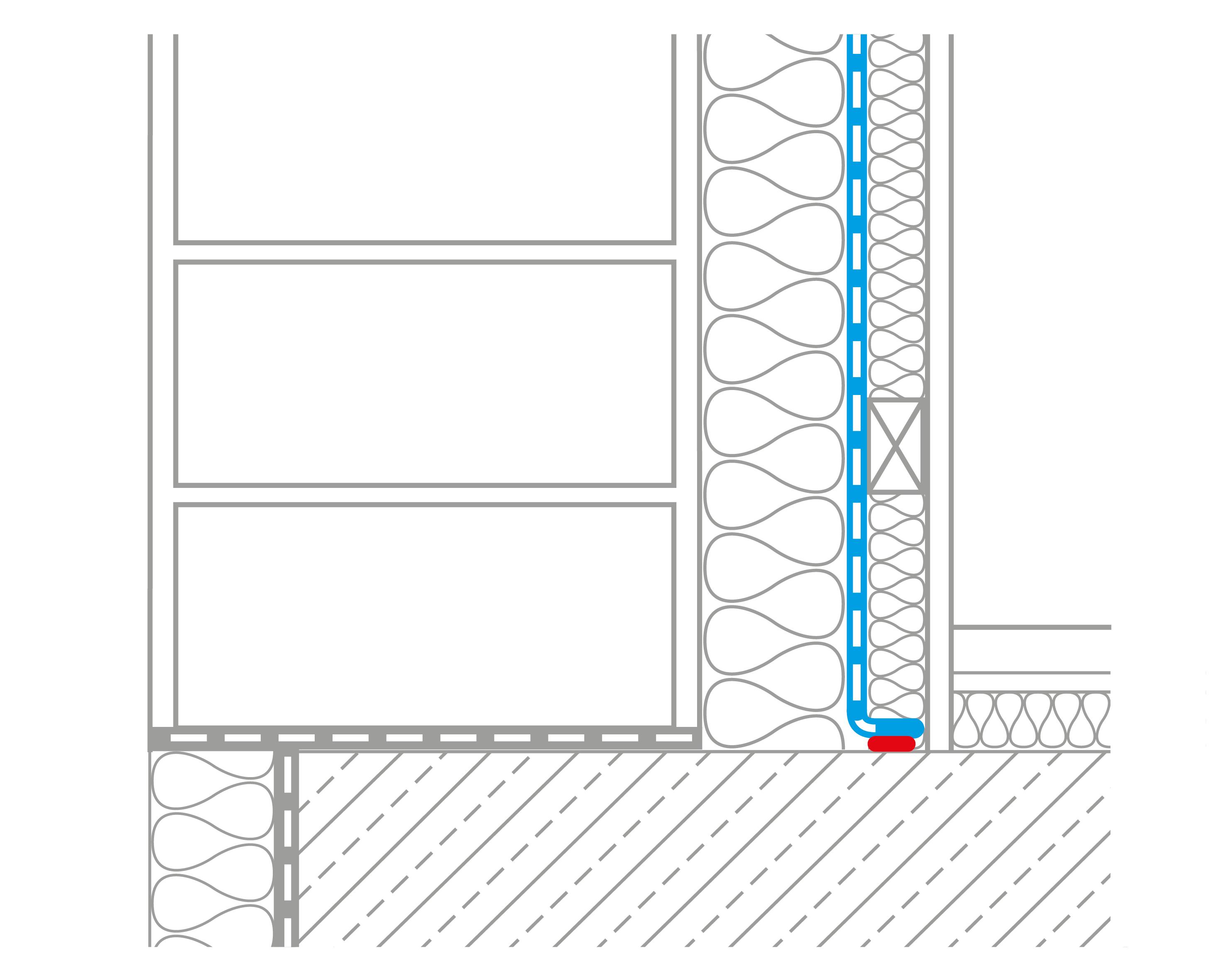 Extrem Luftdichtung innen im Mauerwerksbau – Wissen Wiki QM93