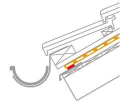 winddichtung au en unterdeck unterspannbahn wissen wiki. Black Bedroom Furniture Sets. Home Design Ideas