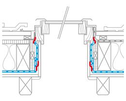 Dachfenster detail flachdach  Luftdichtung bei Aufdachdämmung – WISSEN-WIKI